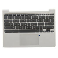 New For Lenovo Chromebook C330 Laptop Palmrest Keyboard & Touchpad 5CB0S72816