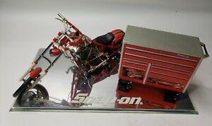 "RARE SSX2529 Snap-On/OCC ""The Chopper""  1/10 Collector Model BNIB"