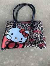 Loungefly Hello Kitty Cheetah Handbag
