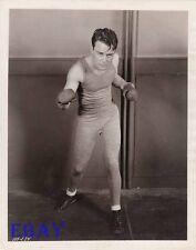 Lew Ayres buff boxer VINTAGE Photo Iron Man