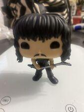 Kirk Hammett METALLICA FUNKO POP Rocks Heavy Metal 59 Guitar Loose