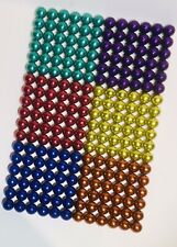 magnetic balls 5mm 216pcs.Posted From Ireland, No Waiting Weeks For Delivery