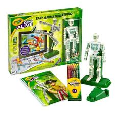 Crayola Color Alive Easy Animation Interactive Art Studio use on Tablets & Phone