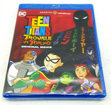 TEEN TITANS- TROUBLE IN TOKYO BLU-RAY DVD SEALED