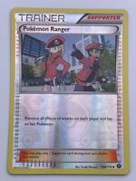 Pokemon💎Pokemon Ranger Reverse Holo💎2016 XY - Steam Siege 104/114🌟Rare Card