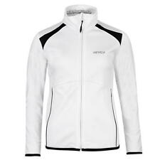 Nevica Udet Midlayer Top Ladies White Size 10 (S) Dry Tech Wind Resist.  A342-3