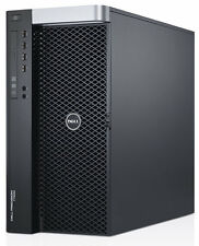 Dell T7610 2x E5-2687w V2 8c 3.4Ghz  32GB 2TB HD Quadro K5000 Mega Raid 9271-8i