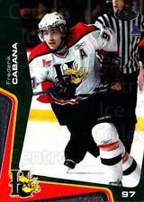 2005-06 Halifax Mooseheads #25 Frederik Cabana