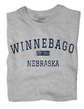 Winnebago Nebraska NE T-Shirt EST