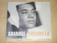BOITIER 2 CD RARE / ADJABEL / TOUJOU LA / NEUF SOUS CELLO