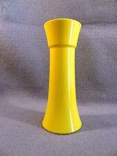 Vintage TUPPERWARE Yellow MUSTARD Pump Dispenser HOURGLASS BASE 718-11