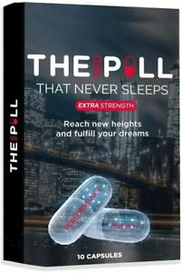 The Red Pill That Never Sleeps, Fast Acting Amplifier for Strength,...