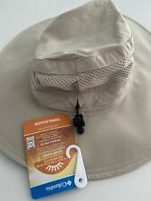 Columbia Omni-Shade Tillie Creek Booney Hat Sand Color One Size Unisex