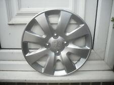 """Genuine Peugeot Wheel Trim  - 15""""- 207etc. - 9651017380"""