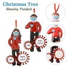 2020 DIY Christmas Pendant Decor Personalized Hanging Christmas Tree Ornament .j