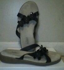 Black AUDITIONS Slide On Shoes-NROR*FREE/US SHIP