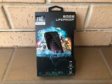 "GENUINE LifeProof Fr�"" Dust Shock Waterproof Case suits Apple iPhone 6 & 6S Black"