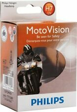 New Philips H7 Moto Vision Motorcycle Safety Halogen Headlamp Light