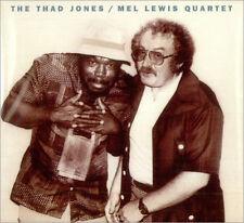 The Thad Jones/Mel Lewis Quartet - audio cassette tape