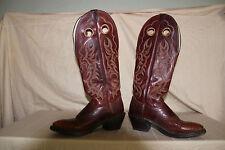 Tall Buckaroo boots, size 10.5