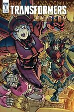 Transformers Unicron #1 Variant Cover STOCK PHOTO IDW 2018