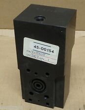 Sames Technologies adapter block 418808  NEW