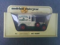 Matchbox Models of Yesteryear Y-5: 1927 Talbot - Beige (Chivers & Sons Ltd)