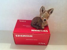 Wade Whimsies Fawn 1971/74 new in original red box