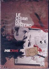 Le Chiavi del Mistero Fox crime Dvd Sigillato Carlo Lucarelli