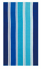 Striped Beach Bath Towels