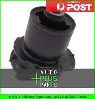 Fits TOYOTA PREVIA/TARAGO ACR50/GSR50 - Rubber Suspension Bush Rear Arm