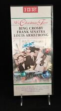 It's Christmas Time - Crosby, Sinatra, Armstrong (4 Disc Set) 2003, Delta