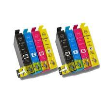 Lot de 8 cartouches compatibles T1636 XL (non-OEM)  pour EPSON/WorkForce