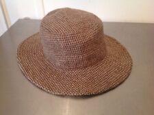 Ralph Lauren Wool Alpaca Tweed Bucket Fishing Style Hat