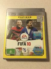 FIFA 10 Sony PlayStation 3 Console Game PAL PS3