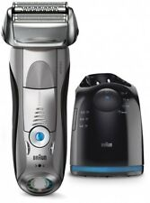 Braun Series 7 Elektrorasierer  - 7898cc System wet&dry mit Reinigungsstation