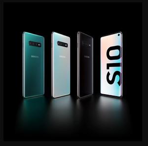 SAMSUNG GALAXY S10 G973U 128GB ORIGINAL LIBRE - VARIOS COLORES-GARANTIA. A+