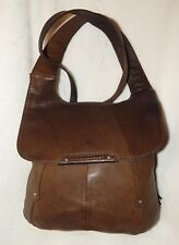 HOBO THE ORIGINAL GLOVE LEATHER  HOBO CROSSBODY DARK BROWN