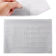 Adesivi Protettivi Stickers per Bici Telaio ANTI Attrito Incolore Trasparente