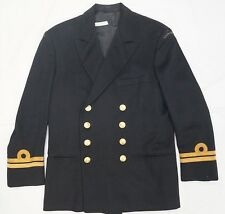 Canadian Navy RCN Named Officers Service Dress Doeskin