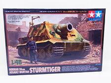 LOT 42991   Tamiya 32591 German 38cm Sturmtiger 1:48 Bausatz NEU in OVP