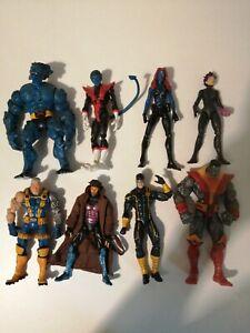 Marvel Legends X-Men Bundle Plus Custom Jubilee