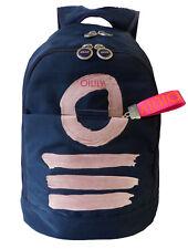 NEU Oilily Rucksack Fun Nylon Backpack dark blue Damen Rucksack Kollektion 17/18