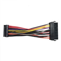 ATX Power Supply 24 Pin to Mini 24P Cable for Dell Optiplex 760 780 960 980 USA