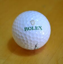 Da collezione Rolex/Tour PALLINA DA GOLF WILSON VELOCITY 5 Bola PALLINE Golfbälle OEM