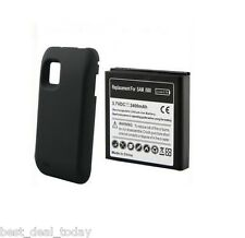 For Samsung Fascinate I500 Extended Battery 2400MAH New