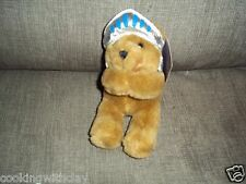 NEW MEDIEVAL TIMES TEDDY BEAR PLUSH DOLL FIGURE STUFFED TOY COLLECTIBLE