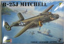 Revell 85-5512 B-25J Mitchell 1:48 Scale Plastic Kit