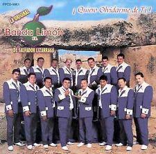 LA BANDA EL LIM¢N - QUIERO OLVIDARME DE TI NEW CD