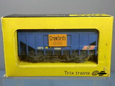 "TRIX  MODEL No.1686 ""CRAWFORDS"" SCOTCH WHISKEY BULK GRAIN HOPPER       VN MIB"